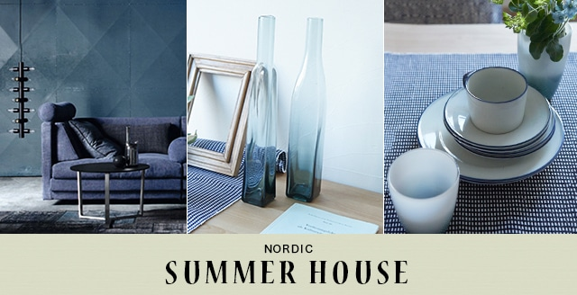 NORDIC SUMMER HOUSE