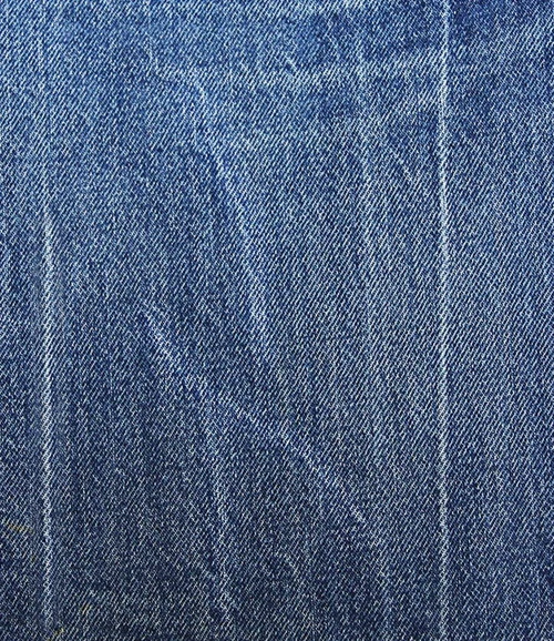 Not Butler Material Example, Pair 5, up close with dye irregularity