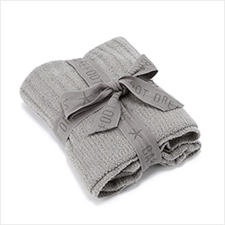 Ribbed Stroller Blanket 467
