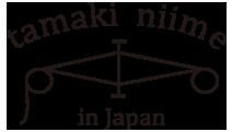 tamaki_niime_logo