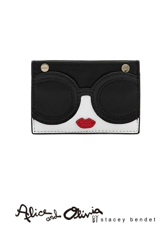 STACEFACE CARD CASE