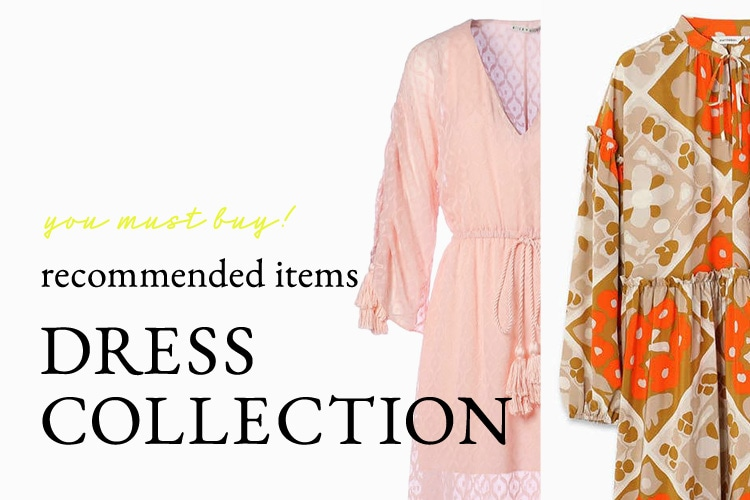 recommended items DRESS COLLECTION