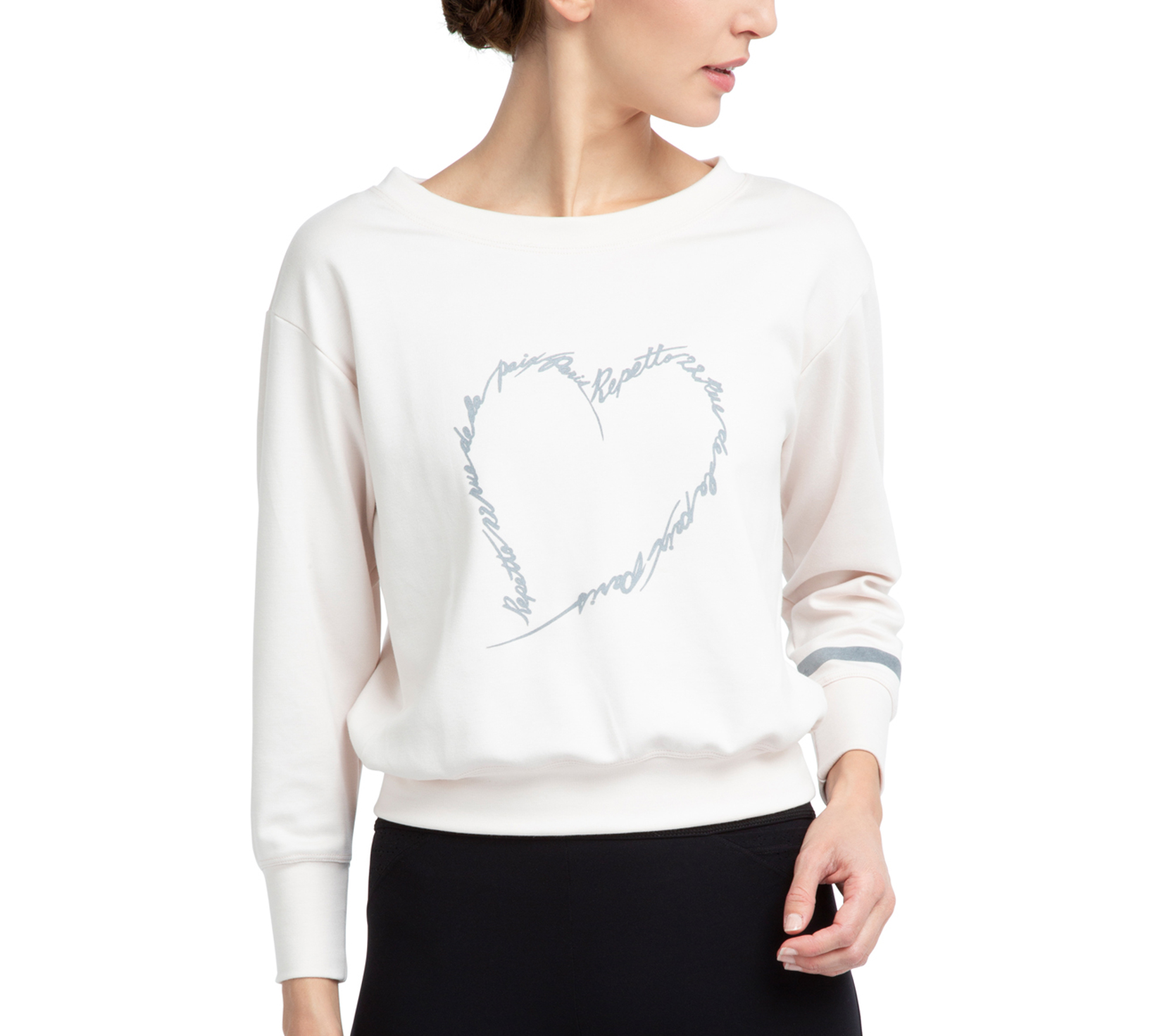 WE LOVE REPETTO SWEATER