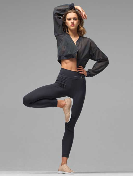 THE ATHLEISURE LINE